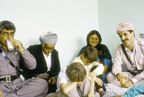 Barzani Family http://www.flickr.com/photos/chris-kutschera/109355248/