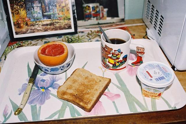 Breakfast, 2002