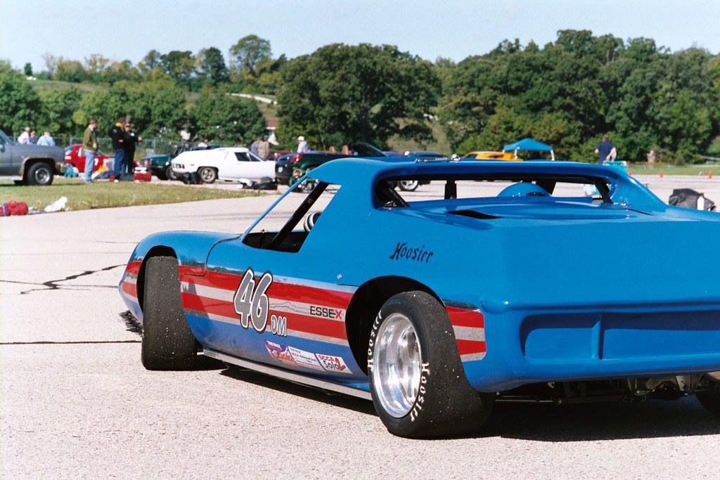 106 3A D Mod Car At 2002 LOG Autocross