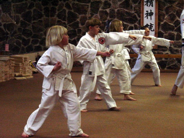 How to Learn Basic Taekwondo: 4 Steps (with Pictures ...