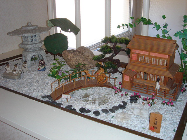 Japanese Diorama | Flickr - Photo Sharing!