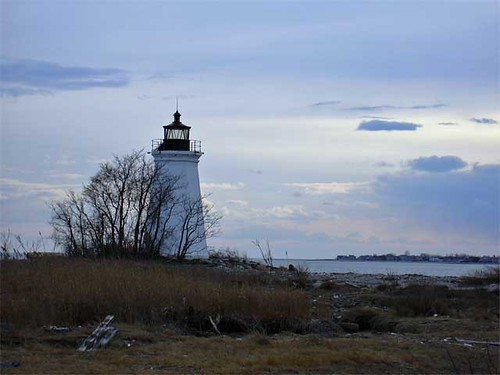 Fayerweather Island - Lighthouse