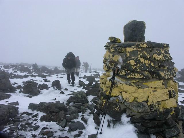 Monte Halti, la montaña más alta de Finlandia