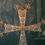 This Cross is in the 40 Martyrs Church