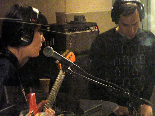 Broadcast in the KEXP studios 10/30/05