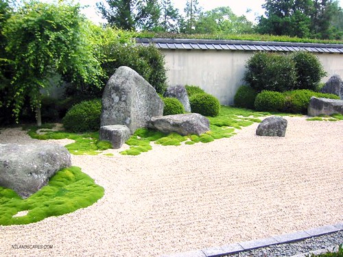 Zen garden landscaping ideas for new zealand nzlandscape flickr photo sharing - Jardin moderne zen villeurbanne ...