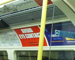 Avoid Eye Contact Ladbrokes Ad