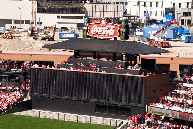 Have A Coke The Rooftop Deck By Coke Fredbird Flickr