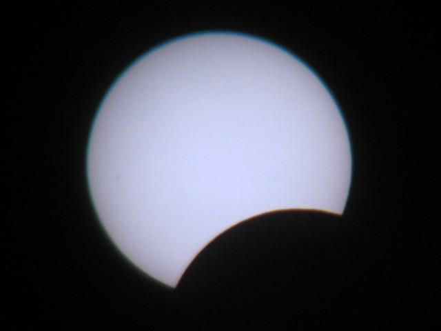 Partial Solar Eclipse   Flickr - Photo Sharing!