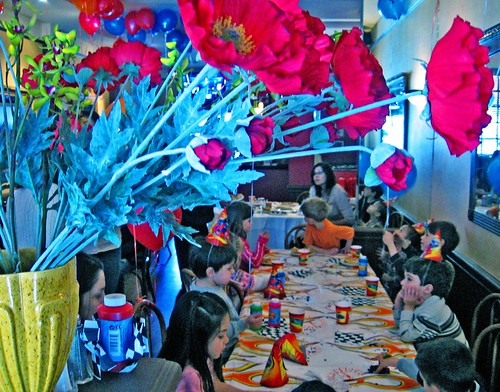 Flowers: Kids Party