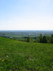 vue du mont arthabaska