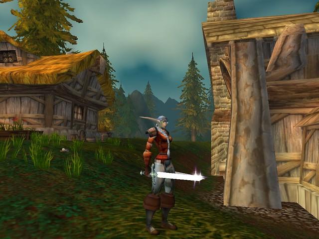 Valli und ihre Schwertsammlung