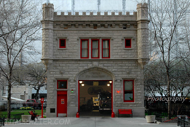 Engine Company 98 / Chicago Fire Department