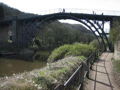Ironbridge visit - Friday 14 April 2006