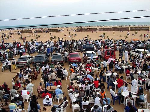 Benin beach