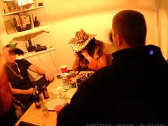 halloween party in the kitchen   dscf0639