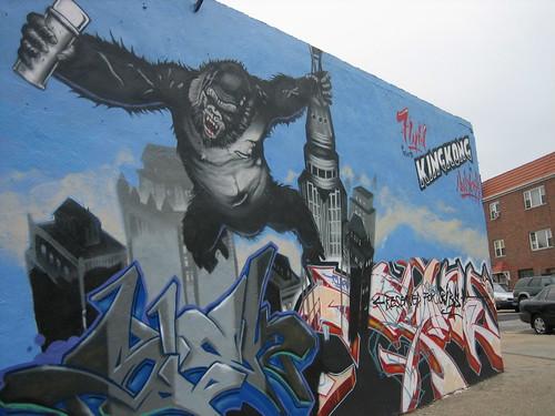 King Kong Redux