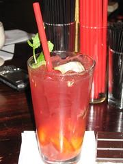An Alberta cocktail
