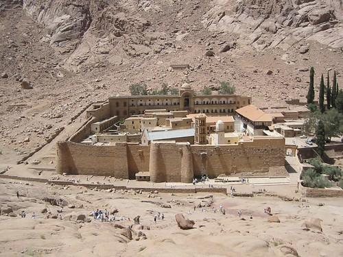 St. Catherine's Monastery (2005-05-138)
