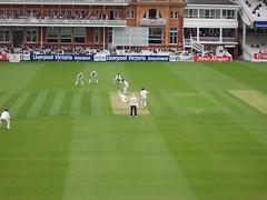 Lords Cricket Ground, Middlesex Versus Kent