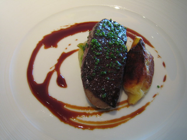 Sauteed Hudon Valley Moulard Duck Foie Gras | Flickr - Photo Sharing!