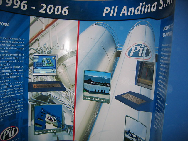 PIL's stand - 1 screen | I did that kiosk application | Flickr