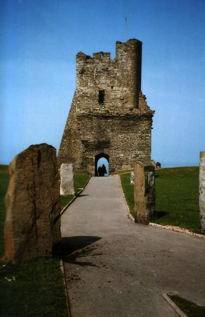 Header of Aberystwyth Castle