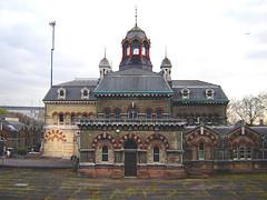 Abbey Mills, West Ham