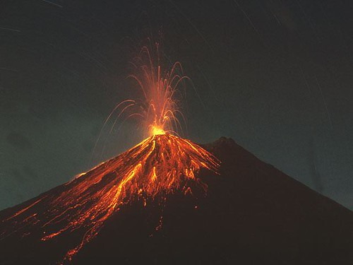 Interesting Facts - Arenal Volcano, Costa Rica