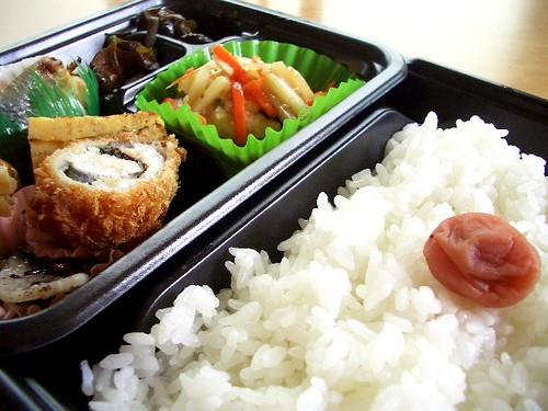 lunch box / 幕の内弁当