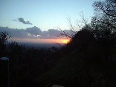 Shaftesbury sunset