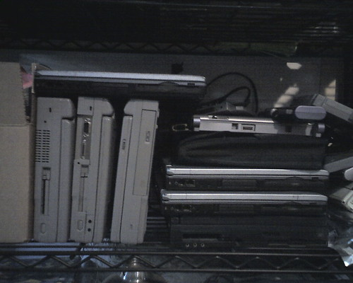 some laptops