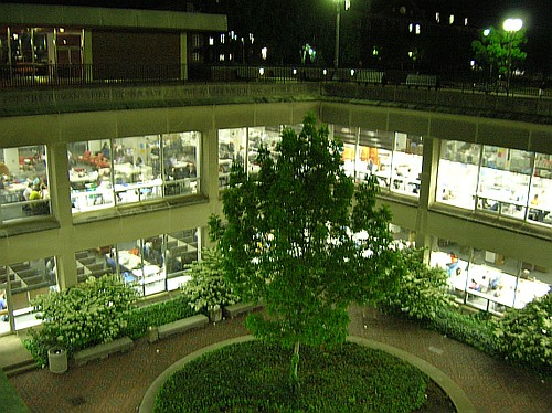 Undergraduate Library. Photo Courtesy of Kosheahan via Flickr Commons.
