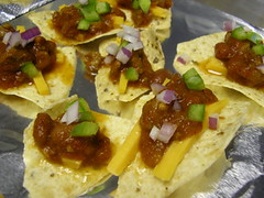 meal(0.0), flatbread(0.0), taco(0.0), tortilla(0.0), produce(0.0), tostada(1.0), breakfast(1.0), vegetarian food(1.0), food(1.0), dish(1.0), cuisine(1.0),
