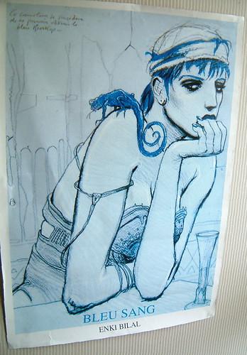 Bleu Sang