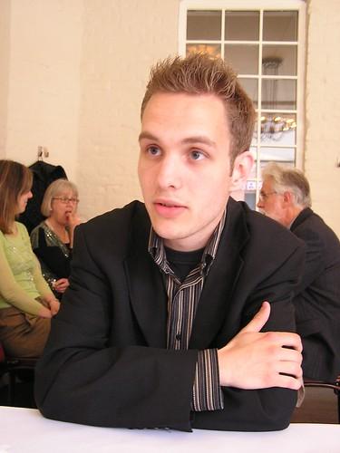 Jacob at dinner