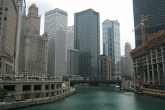 Chicago: Michigan-Wacker Historic District and Chicago River