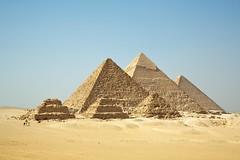 All Gizah Pyramids