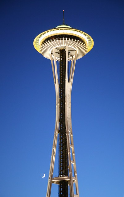 Space Needle Flickr Photo Sharing