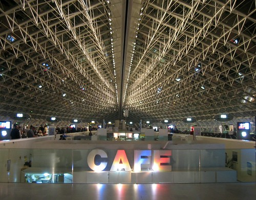 Charles De Gaulle Airport Terminal