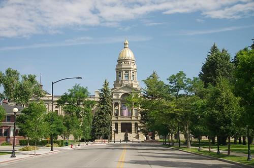 Cheyenne, Wyoming State Capitol