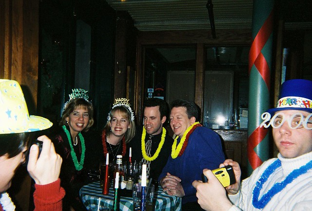 New Year's Eve 2000
