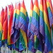 Rainbow Flags by MFCarter
