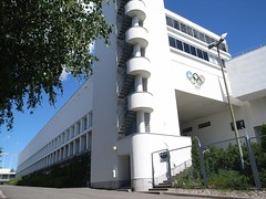 Helskinki's Olympic Stadium