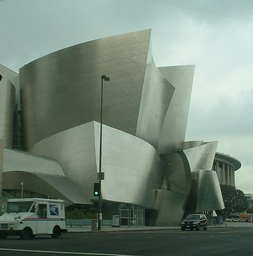 Walt Disney Concert Hall by Lakenvelder