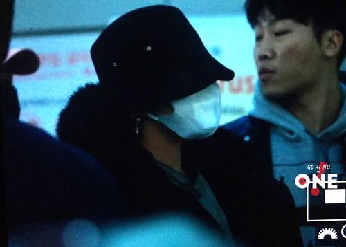 BIGBANG departure Seoul to Fukuoka 2016-12-09 (55)