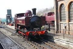 Spa Valley Railway, 'LT Weekend', April 2010
