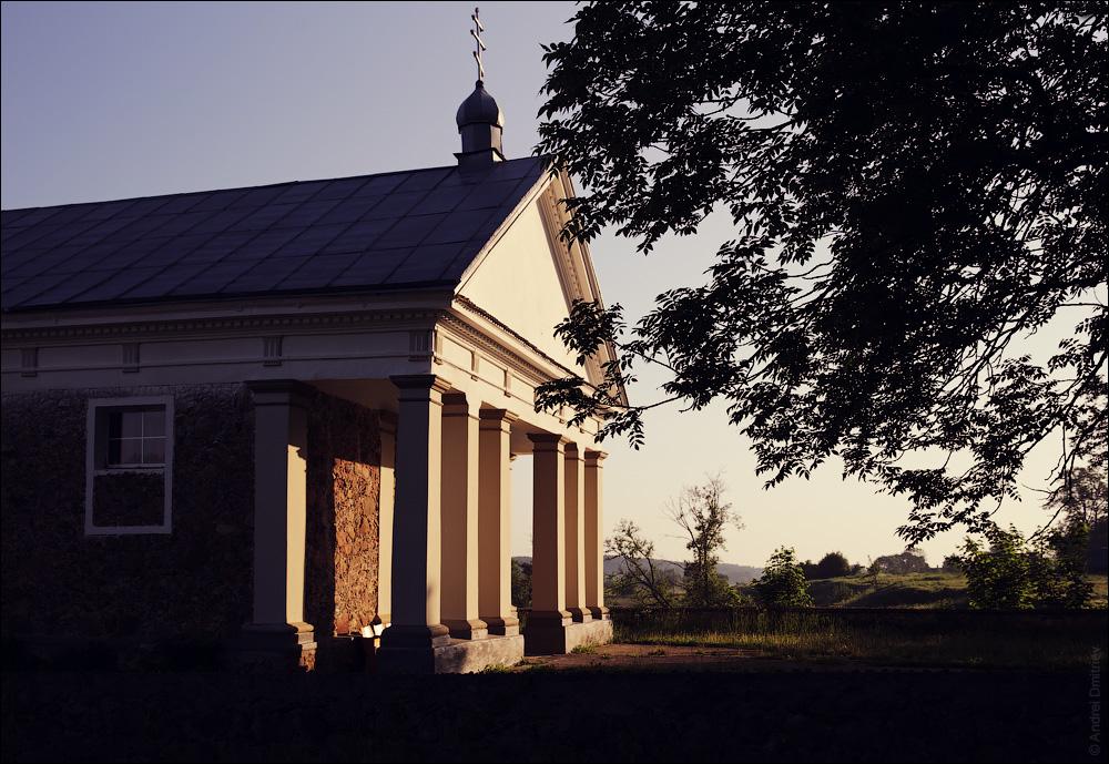 Горностаевичи, Церковь св. Петра и Павла