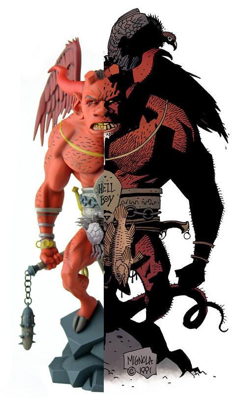 神作的起點立體化!MONDO 推出《地獄怪客》原始設定造型雕像