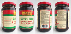 Black Bean Garlic Sauce van LKK